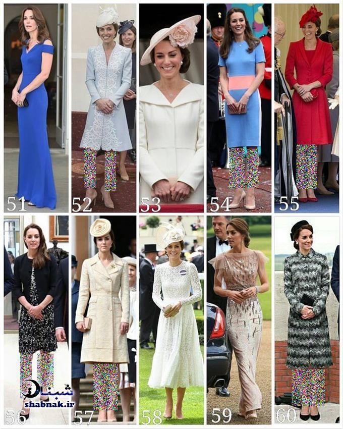 Catherine 9 - بیوگرافی کیت میدلتون همسر شاهزاده ویلیام +تصاویر