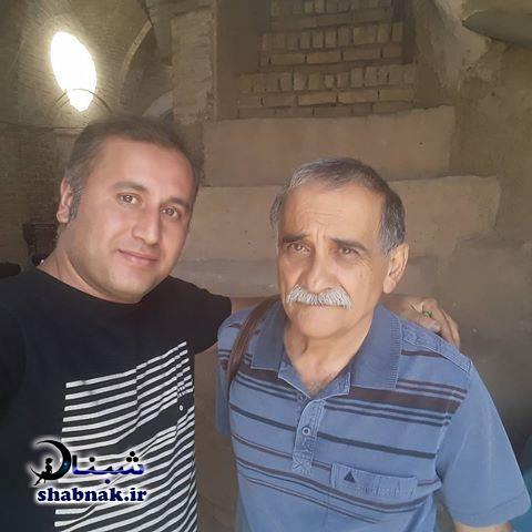Esmaiel mehrabi 1 - بیوگرافی اسماعیل محرابی و همسر اول و دومش +تصاویر لو رفته