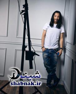 Farhad Irani 244x300 - بیوگرافی فرهاد ایرانی و همسرش + مهمان ماه عسل و بیماری