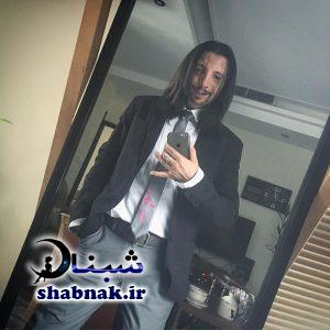 Farhad Irani shabnak 300x300 - بیوگرافی فرهاد ایرانی و همسرش + مهمان ماه عسل و بیماری