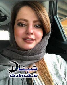 Farhad Mahsa Ghanavati shabnak 2 235x300 - بیوگرافی فرهاد ایرانی و همسرش + مهمان ماه عسل و بیماری