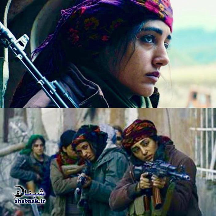 دانلود فیلم دختران خورشید با بازی گلشیفته فراهانی
