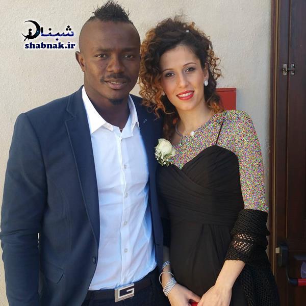 بیوگرافی گادوین منشا و همسرش +تصاویر همسر گادوین منشا