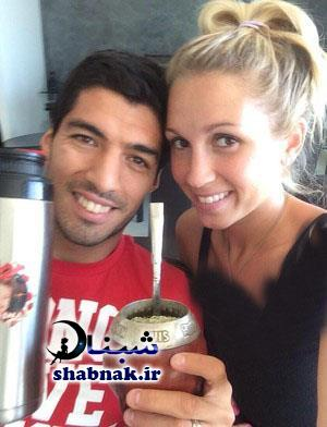 Luis Suarez 5 - بیوگرافی لوییس سوارز و همسرش +عکس های همسر سوارز
