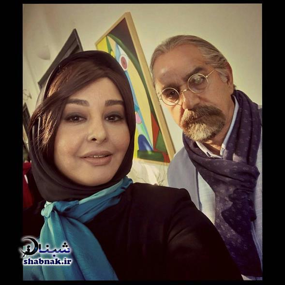 بیوگرافی ماهایا پطروسیان و همسرش +ماجرای طلاق و تصاویر