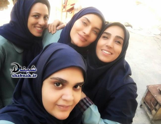 بیوگرافی مهرناز بیات و همسرش +عکس های مهرناز بیات