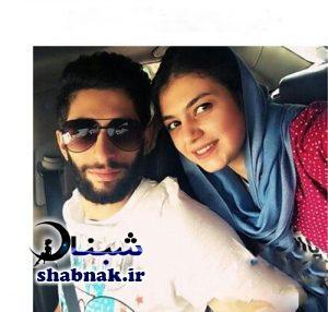 Milad Ebadipour shabnak 7 300x286 - بیوگرافی میلاد عبادی پور والیبالیست و همسرش + ماجرای جدایی