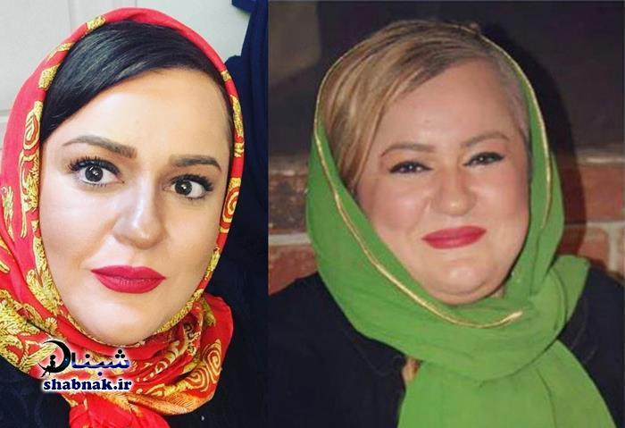 Naimeh Nezamdoost 6 - بیوگرافی نعیمه نظام دوست و همسرش +عکس های جدید