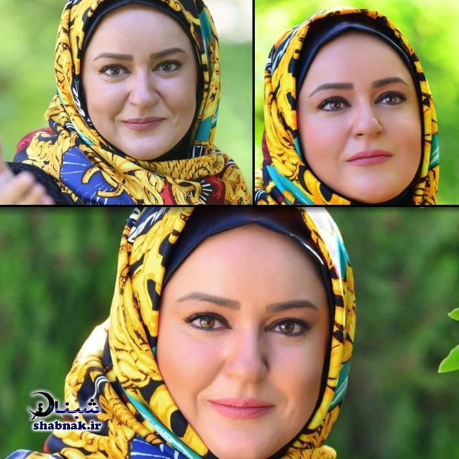 Naimeh Nezamdoost 8 - بیوگرافی نعیمه نظام دوست و همسرش +عکس های جدید