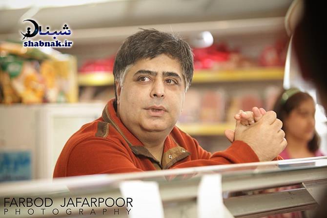 Reza Shafiei Jam 5 - بیوگرافی رضا شفیعی جم و همسرش +ماجرای طلاق ماهایا پطروسیان