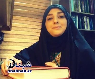 Setareh sadat 3 - بیوگرافی ستاره سادات قطبی و همسرش +ماجرای ازدواج و تصاویر
