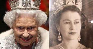 بیوگرافی ملکه انگلیس +عکس های جوانی ملکه انگلیس