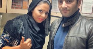 بیوگرافی یاس خواننده رپ یاسر بختیاری و همسرش