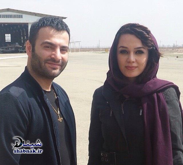 Yas 2 - بیوگرافی یاس خواننده رپ یاسر بختیاری و همسرش +تصاویر