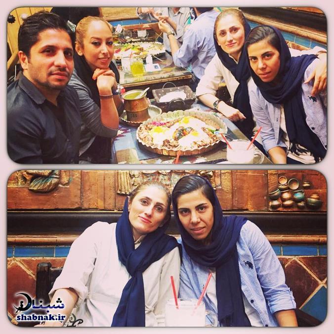بیوگرافی فرزانه توسلی و همسرش +تصاویر خانواده