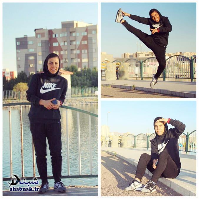 farzaneh.tavasoli 7 - بیوگرافی فرزانه توسلی و همسرش +تصاویر خانواده