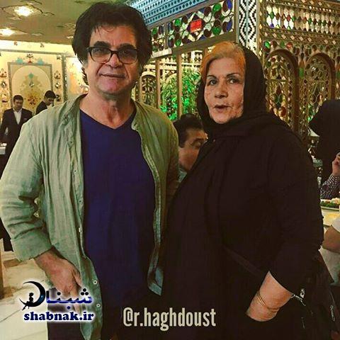 بیوگرافی جعفر پناهی و همسرش طاهر سعیدی