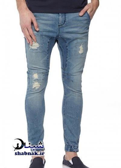 jeans 10 - مدل های جدید شلوار جین اسپورت شیک +تصاویر