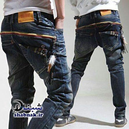 jeans 12 - مدل های جدید شلوار جین اسپورت شیک +تصاویر