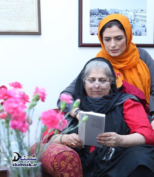 بیوگرافی مهسا ملک مرزبان و همسر اول و دومش +تصاویر
