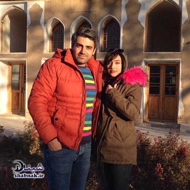 بیوگرافی ندا دیبا و همسرش محمدرضا رهبری