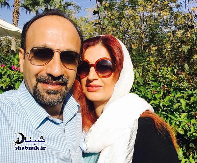 parisa bakhtavar 4 - بیوگرافی پریسا بخت آور همسر اصغر فرهادی +تصاویر