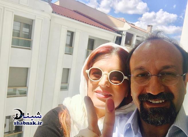 parisa bakhtavar 6 - بیوگرافی پریسا بخت آور همسر اصغر فرهادی +تصاویر