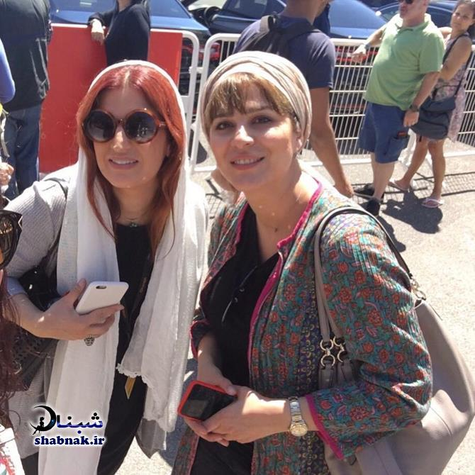parisa bakhtavar 8 - بیوگرافی پریسا بخت آور همسر اصغر فرهادی +تصاویر
