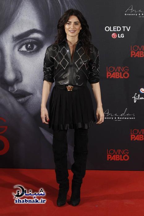penelope cruz 3 - بیوگرافی پنه لوپه کروز بازیگر نقش لورا در فیلم همه میدانند