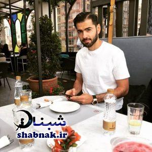 pezhman montazeri shabnak 3 300x300 - بیوگرافی پژمان منتظری و همسرش + عکس های اینستاگرام دخترش