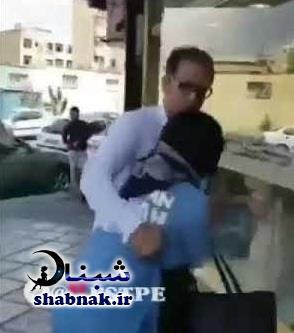 ماجرای دزدیدن دختر 18 ساله در خیابان تبریز + فیلم کامل