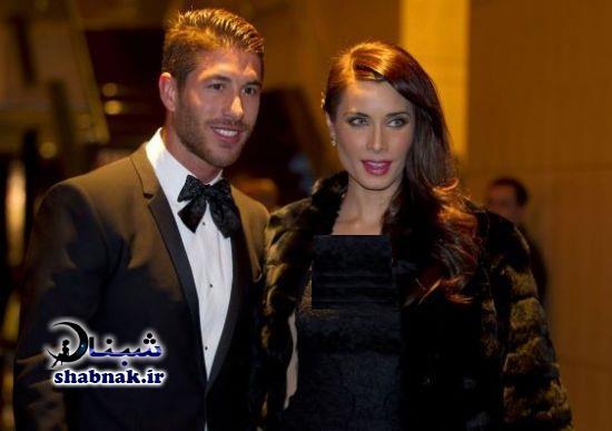 sergio ramos 2 - بیوگرافی سرخیو راموس و همسرش +تصاویر عروسی