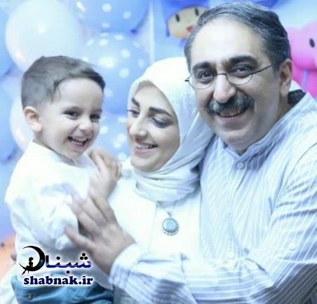 بیوگرافی شهرام شکیبا و همسرش