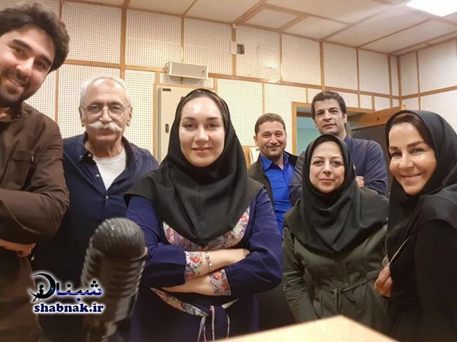 بیوگرافی سیاوش عقدایی و همسرش +تصاویر خصوصی