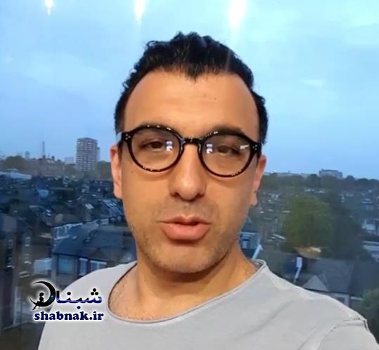 sina valiollah 1 - بیوگرافی سینا ولی ﺍلله و همسرش + تصاویر و همه جنجال ها
