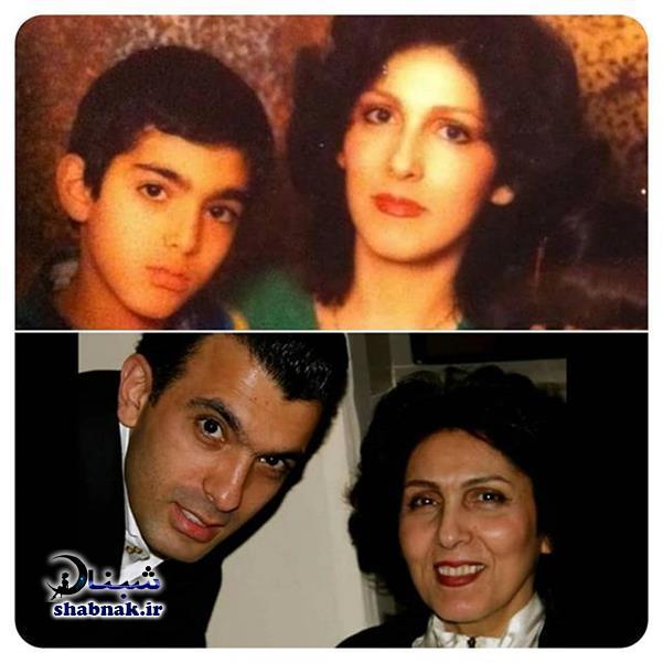بیوگرافی سینا ولیﺍلله و همسرش