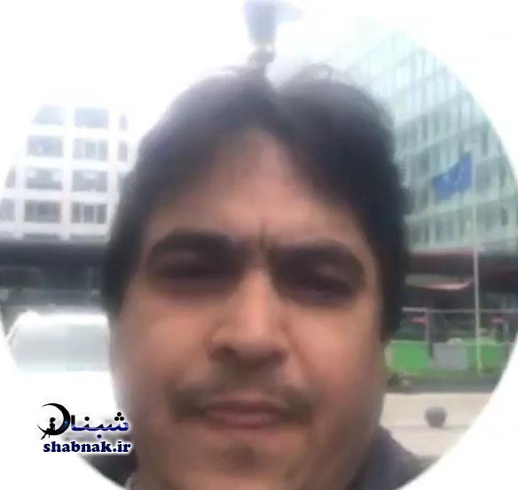 بیوگرافی روح الله زم مدیر کانال آمدنیوز و مدیر سایت آمدنیوز