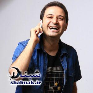 سعید شیخ زاده مجری مسابقه شبکه آی فیلم