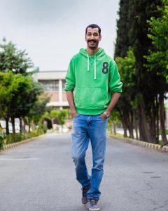 ماجرای طلاق پدر و مادر بهرام افشاری