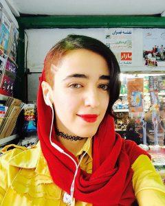عکس فائزه علوی بازیگر