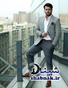 بیوگرافی روزبه حصاری و همسرش و عکس های روزبه حصاری و همسرش