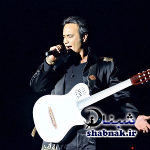 عکس شهرام شکوهی خواننده پاپ و بیوگرافی شهرام شکوهی