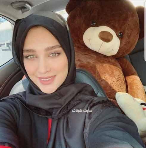 هدیه ولنتاین آناشید حسینی