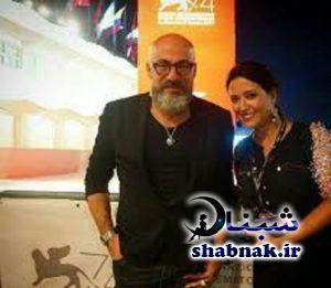 بیوگرافی امیر آقایی و همسرش
