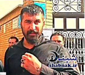 عکس جسد وحید مرادی در زندان