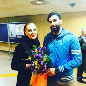 بیوگرافی شیوا خسرومهر و همسرش