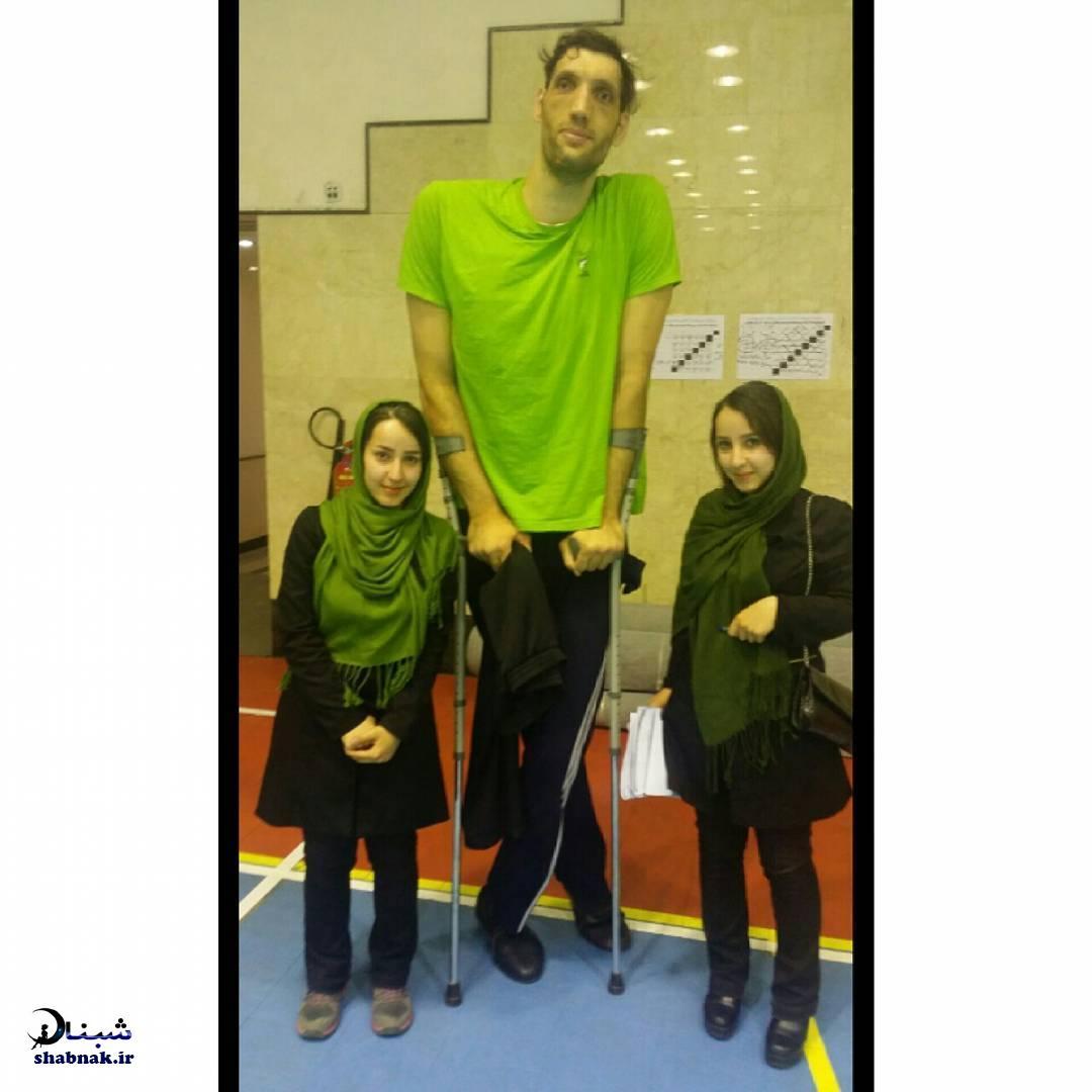 بیوگرافی مرتضی مهرزاد و همسرش