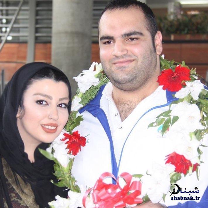 بیوگرافی بهداد سلیمی و همسرش
