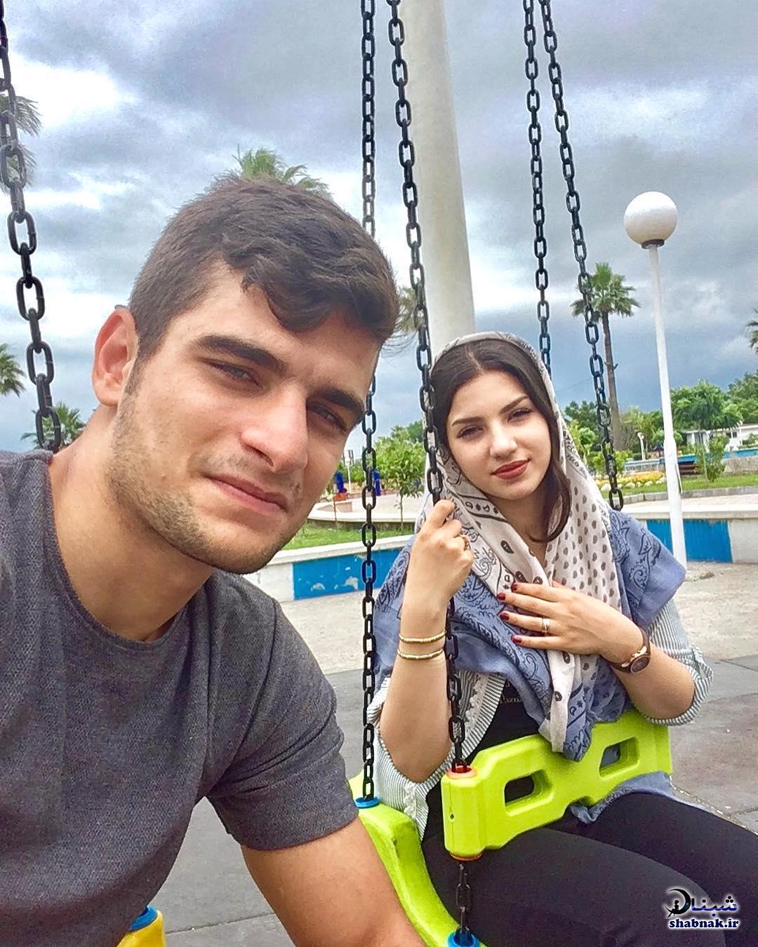 بیوگرافی عرفان آهنگریان و همسرش