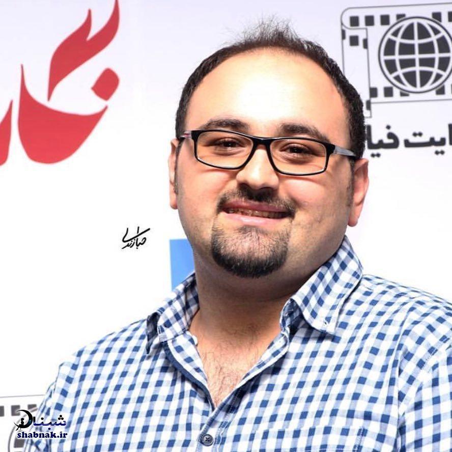 بیوگرافی مجید افشاری مجری و همسرش + عکس های جدید و خنداننده شو + کلیپ ها